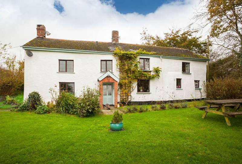 4 Bedrooms Country House Character Property for sale in Swimbridge, Barnstaple