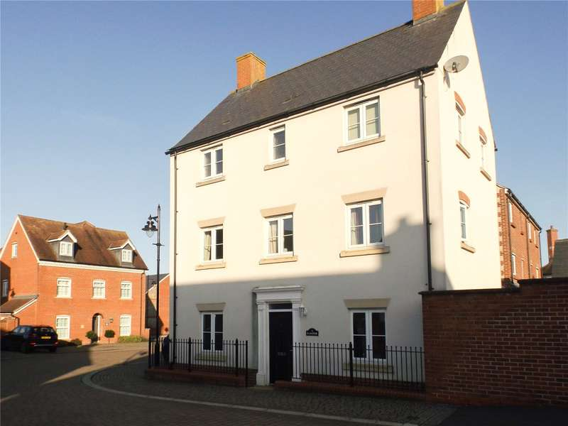5 Bedrooms Detached House for sale in Conyger Road, Amesbury, Salisbury, Wiltshire, SP4