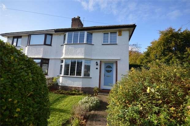 3 Bedrooms Semi Detached House for sale in St Andrews Road, Bebington, Merseyside