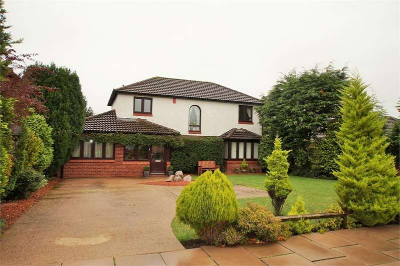 5 Bedrooms Detached House for sale in CA3 0AG Newfield Drive, Kingstown, CARLISLE, Cumbria