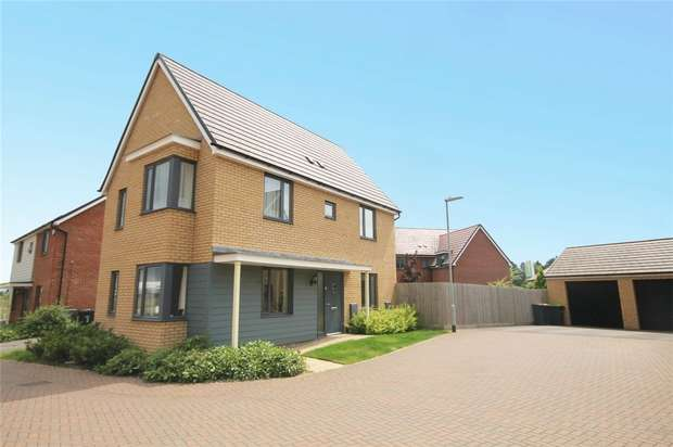 3 Bedrooms Detached House for sale in Folkes Road, Wootton, Bedford