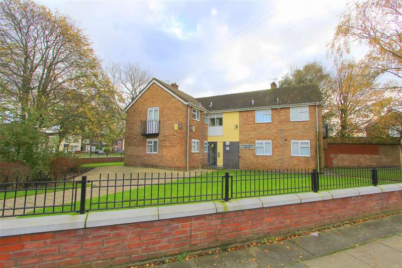 1 Bedroom Apartment Flat for sale in Rosegarth Green, Old Swan, Liverpool