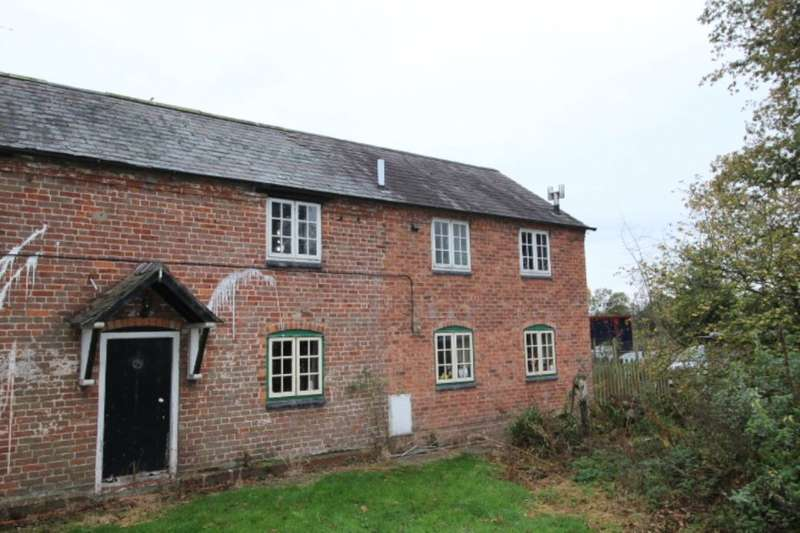 1 Bedroom Property for rent in Nook Lane, Bronington, Whitchurch, SY13