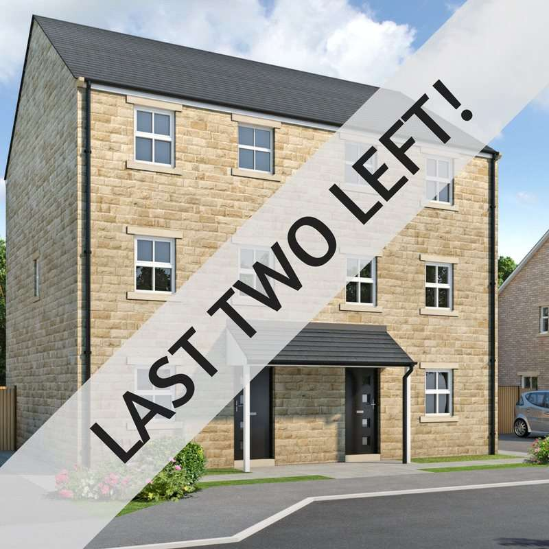 5 Bedrooms Semi Detached House for sale in Plot 48, Riverside Views, Briars Lane, Stainforth, Doncaster, DN7