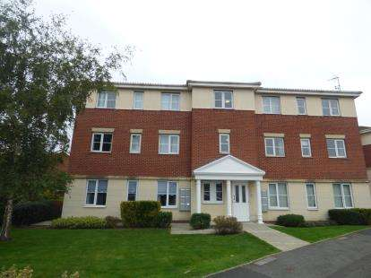 1 Bedroom Flat for sale in Foundry Lane, Widnes, Cheshire, WA8