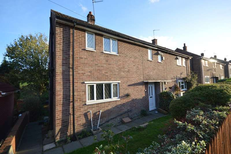 2 Bedrooms Semi Detached House for sale in Wharncliffe Road, Wakefield