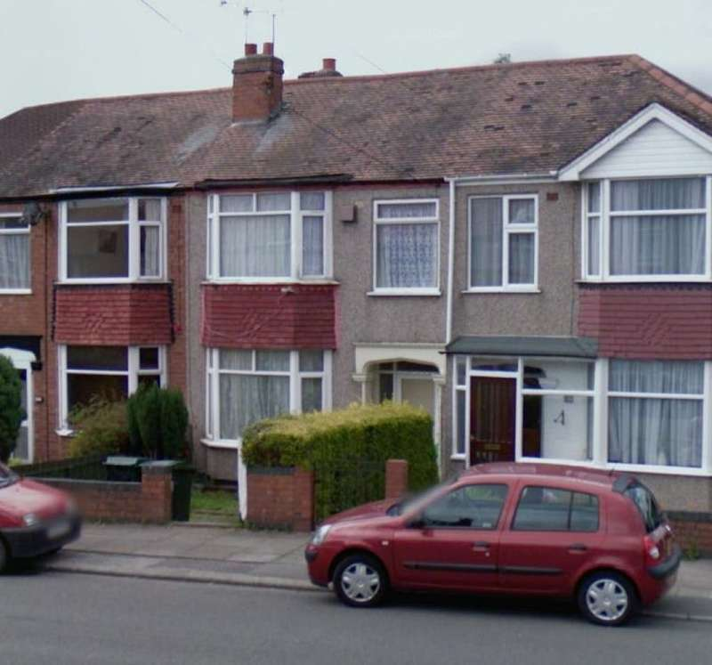 5 Bedrooms Terraced House for rent in The Mount, Cheylesmore, Coventry