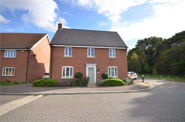 4 Bedrooms Detached House for sale in Browning Copse, Bracknell, Berkshire