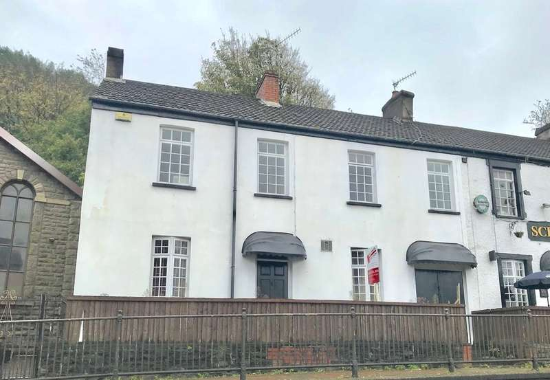 3 Bedrooms Cottage House for sale in Neath Road, Briton Ferry, Neath