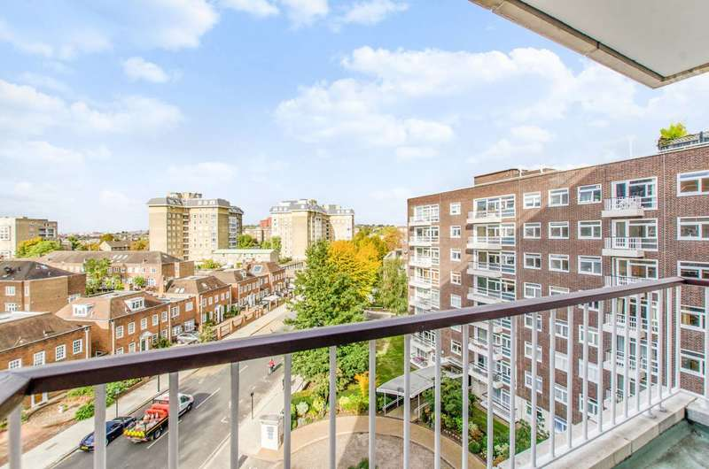 2 Bedrooms Flat for sale in St Johns Wood Park, St John's Wood, NW8
