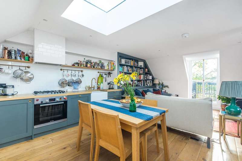 2 Bedrooms Flat for sale in Westbourne Park Villas, Notting Hill, W2