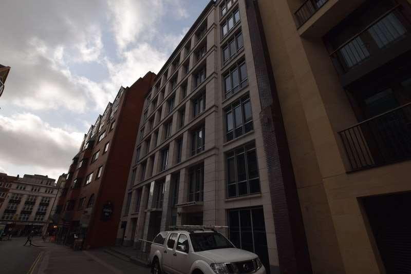Studio Flat for sale in Fetter Lane, Chancery Lane, London, EC4A