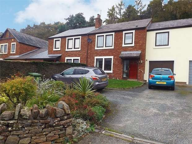 4 Bedrooms Terraced House for sale in Beacon Edge, Penrith, Cumbria