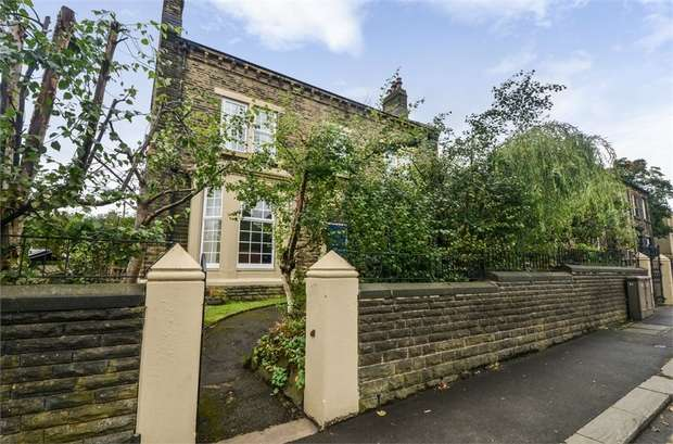5 Bedrooms Detached House for sale in Acre Street, Huddersfield, West Yorkshire