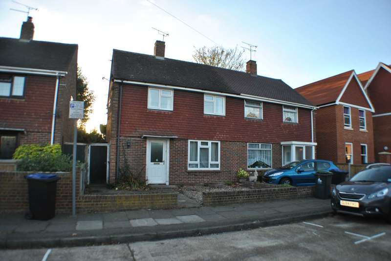 2 Bedrooms Semi Detached House for sale in Princess Way, Canterbury