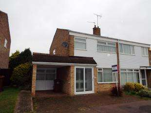 3 Bedrooms Semi Detached House for sale in Derby Road, Darland, Chatham, Kent