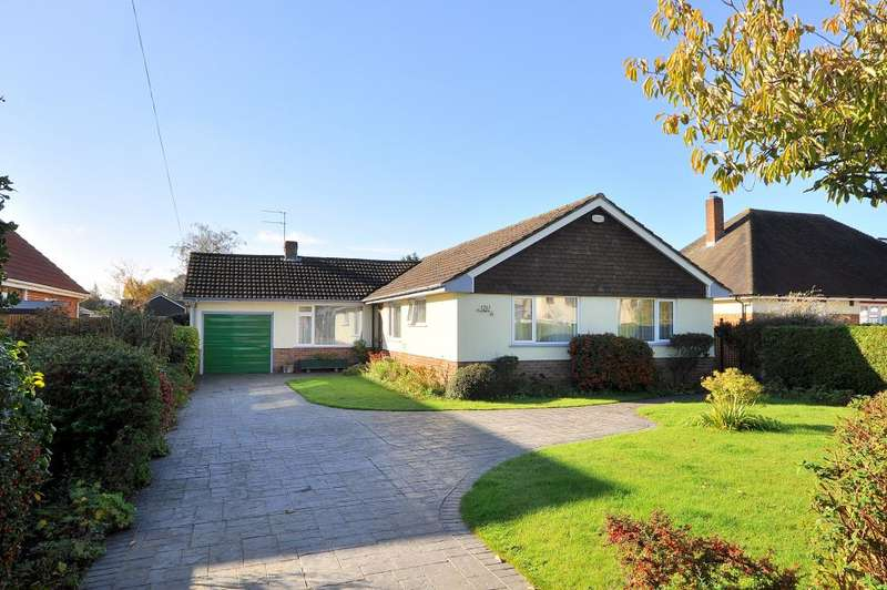 3 Bedrooms Detached Bungalow for sale in Bournemouth