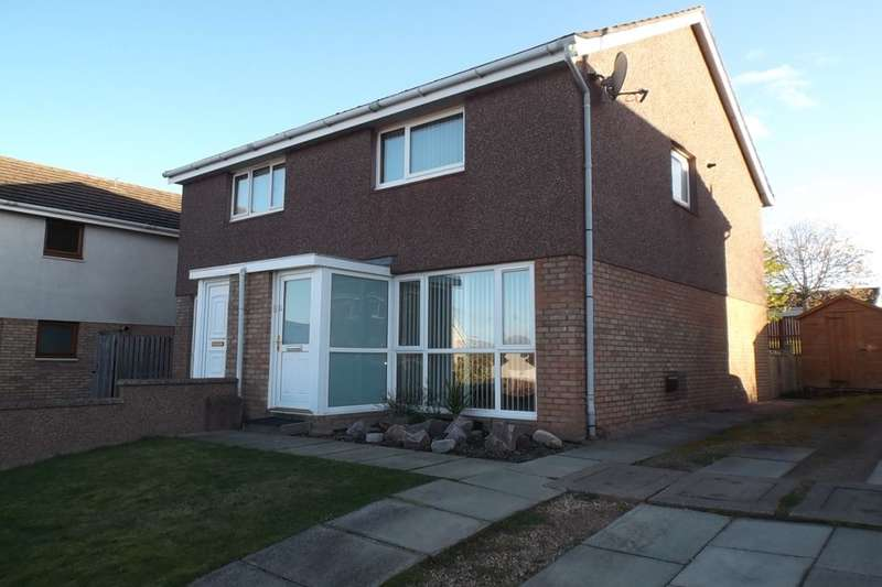 2 Bedrooms Semi Detached House for sale in Kirkton Place, Elgin, IV30