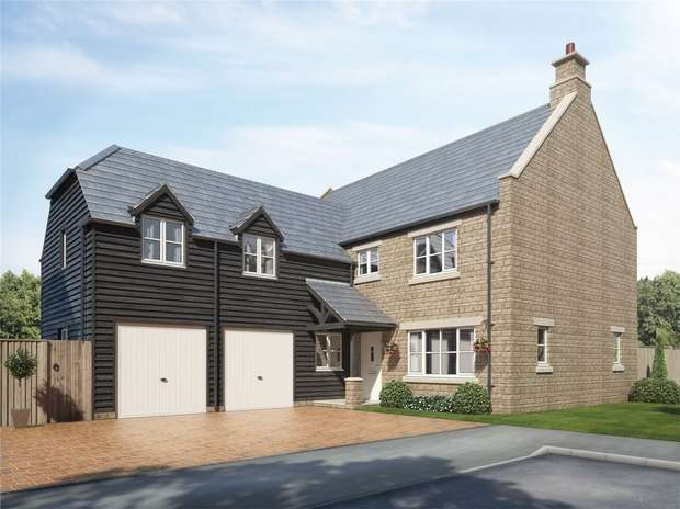 5 Bedrooms Detached House for sale in Plot 15 West Farm, Fulwell Lane, Faulkland, Somerset