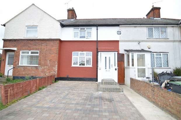 3 Bedrooms Terraced House for sale in Central Avenue, Enfield, Greater London