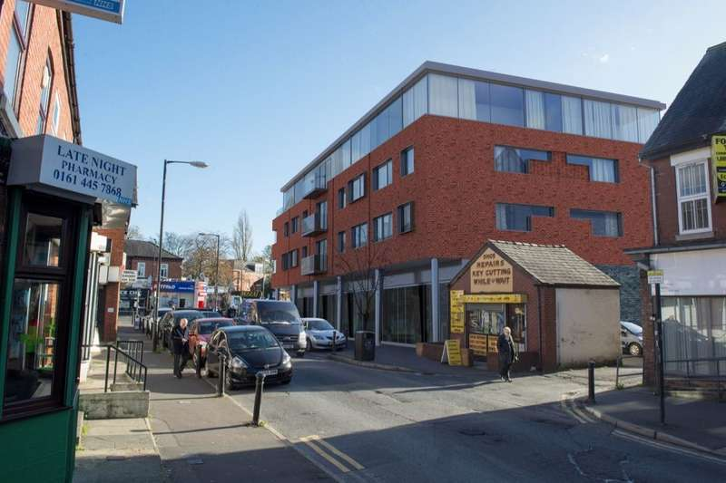 Flat for sale in Wilmslow Road, Withington , Manchester, M20