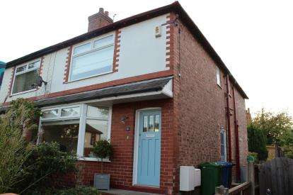 3 Bedrooms Semi Detached House for sale in Clarence Road, Grappenhall, Warrington, Cheshire