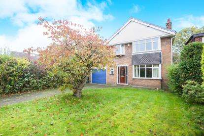 4 Bedrooms Detached House for sale in Church Road, Wilmslow, Cheshire