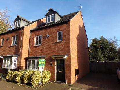 4 Bedrooms Semi Detached House for sale in Kings Lodge, Kings Norton, Birmingham, West Midlands