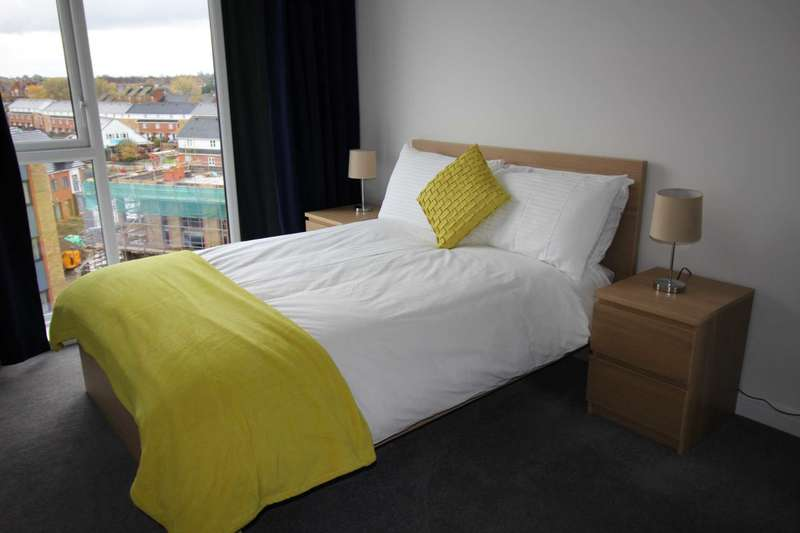 2 Bedrooms Serviced Apartments Flat for rent in Oscar Wilde Road, No Agency Fees, Short Term Let / Serviced Apartments
