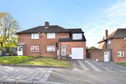 3 Bedrooms Semi Detached House for sale in Imperial Way, Chislehurst
