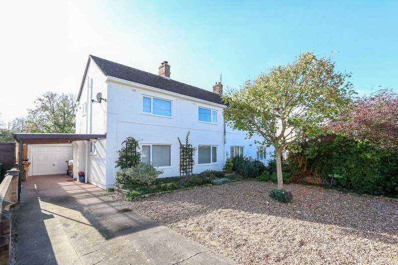 4 Bedrooms Semi Detached House for sale in The Close, Stadhampton