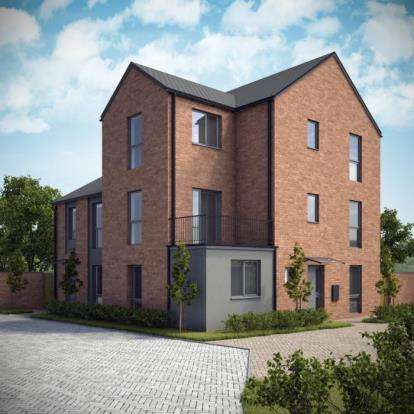 4 Bedrooms Town House for sale in Wolsey Island, Abbey Park Road, Leicester