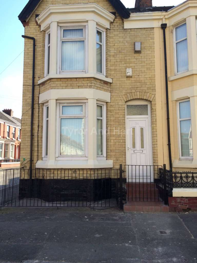 4 Bedrooms House Share for rent in Connaught Street, Liverpool