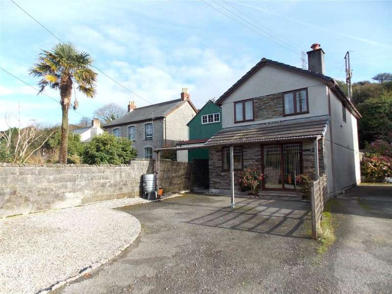 4 Bedrooms Detached House for sale in Ruddlemoor, St Austell, Cornwall