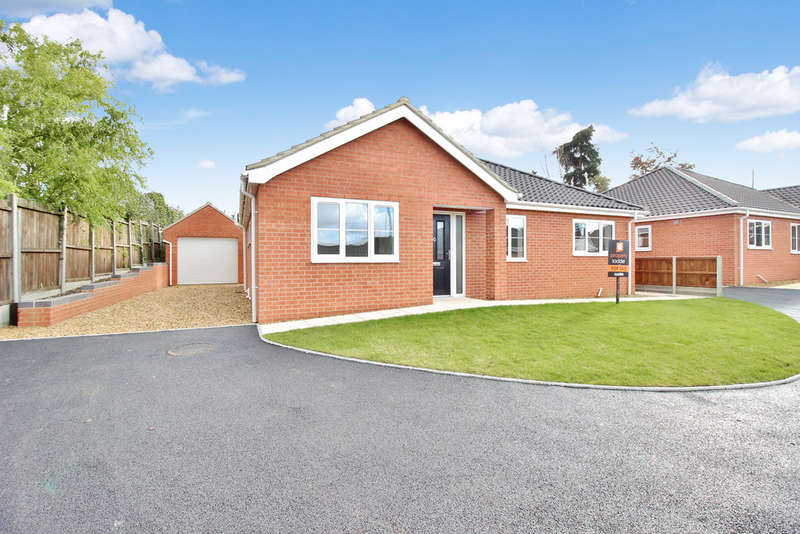 3 Bedrooms Detached Bungalow for sale in Costessey
