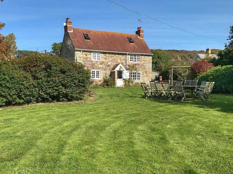 3 Bedrooms Cottage House for sale in Hulverstone, Isle Of Wight