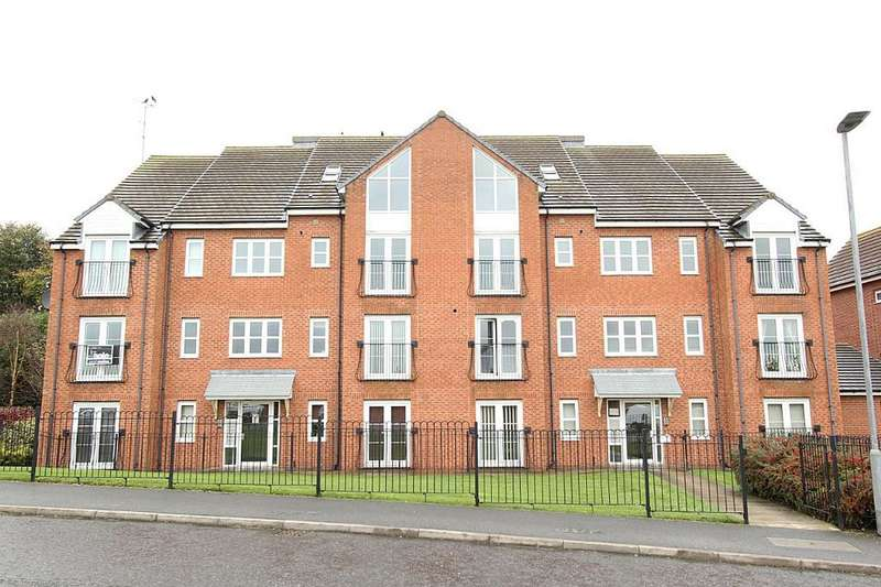 2 Bedrooms Flat for sale in The Willows, Gateshead, Tyne and Wear, NE10 8BW