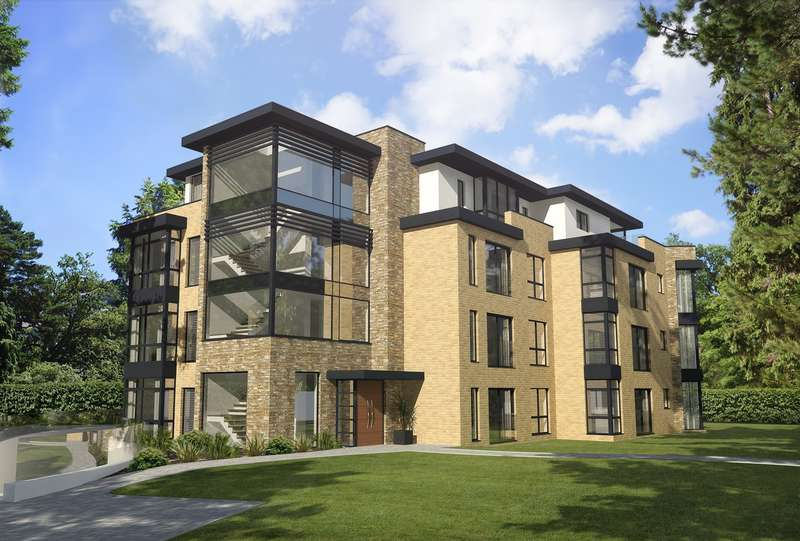 4 Bedrooms Apartment Flat for sale in Balcombe Breeze, Branksome Park, Poole, BH13