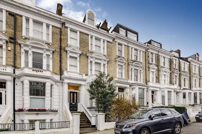 7 Bedrooms House for sale in Belsize Crescent, Belsize Park