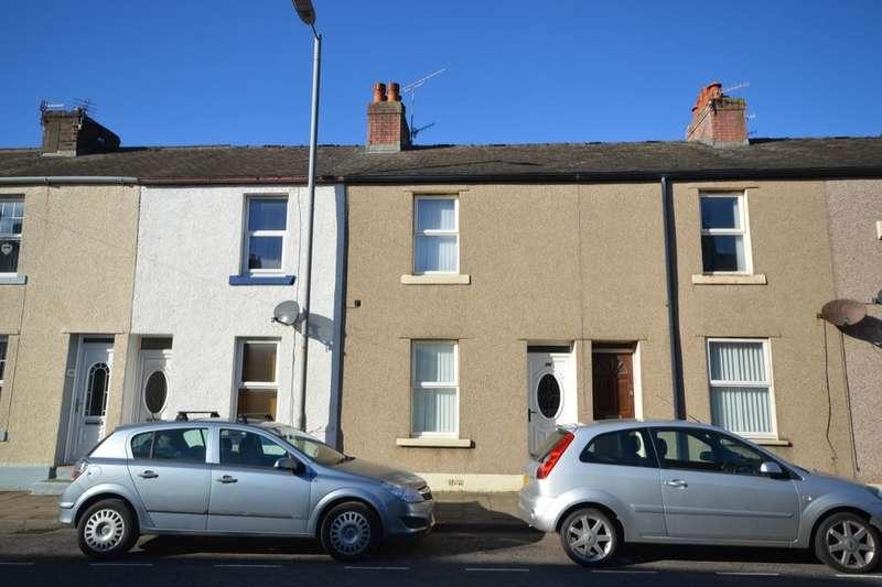 2 Bedrooms Property for rent in Moss Bay Road, Workington, CA14