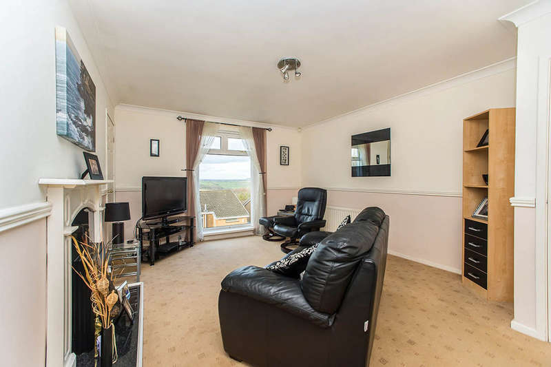 2 Bedrooms Flat for sale in Cranbrook Drive, Prudhoe, NE42
