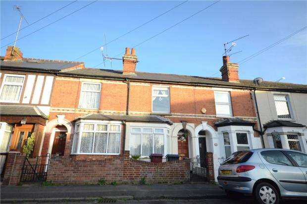 2 Bedrooms Terraced House for sale in Coldicutt Street, Caversham, Reading