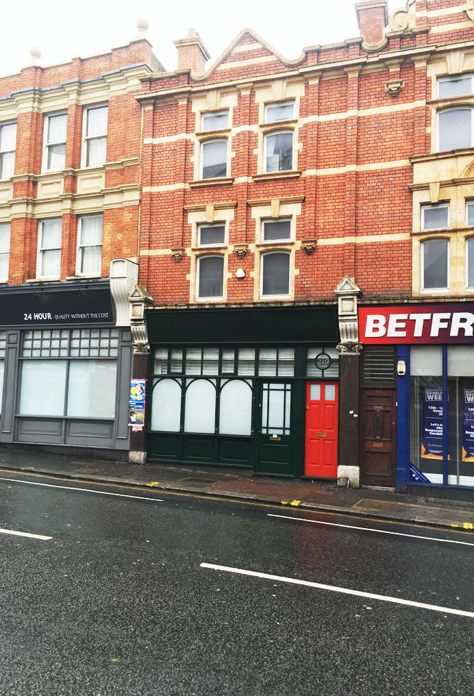 Office Commercial for sale in High Street, Acton, London, W3