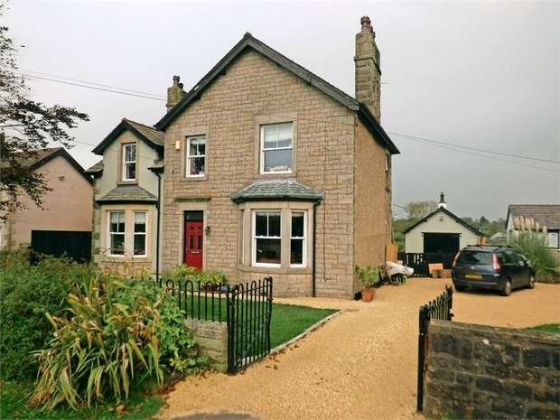 4 Bedrooms Detached House for sale in Whams Lane, Bay Horse, Lancaster, Lancashire