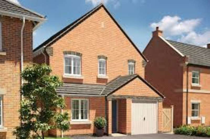 4 Bedrooms Detached House for sale in The Jesmond, Waingroves Road, Waingroves, Ripley, DE5