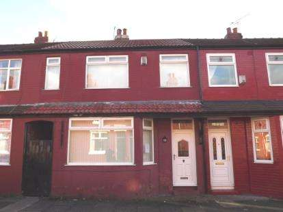 3 Bedrooms Terraced House for sale in Boscombe Street, Reddish, Stockport, Cheshire