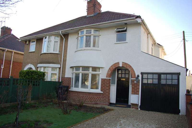 3 Bedrooms Semi Detached House for sale in Priorswood Road, Taunton