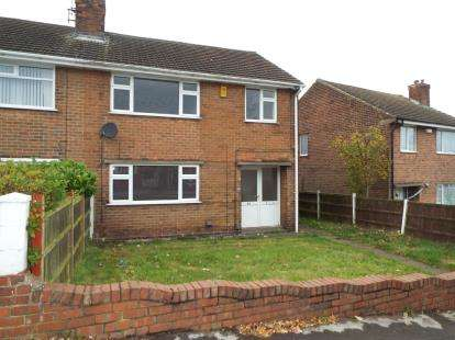 3 Bedrooms Semi Detached House for sale in Glenside, Kirkby-In-Ashfield, Nottingham, Nottinghamshire