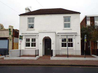 1 Bedroom Flat for sale in 193 Highland Road, Southsea, Hampshire