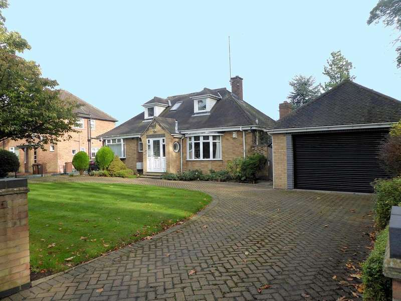 4 Bedrooms Bungalow for sale in Newland Park, Hull, HU5 2DR